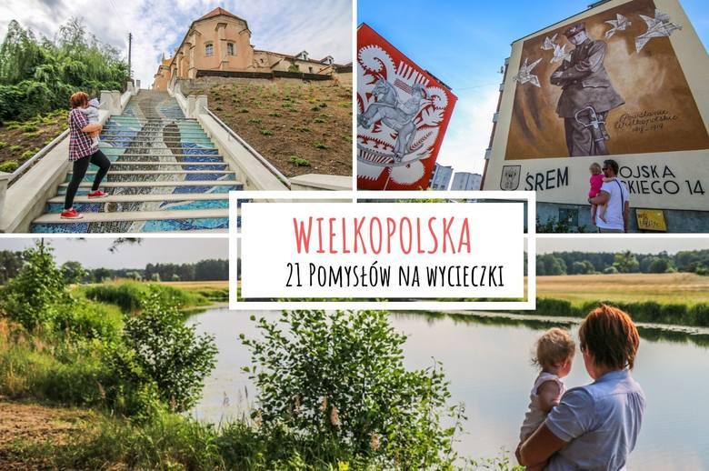 Szukasz ciekawego miejsca na krótki wypad na weekend gdzieś niedaleko Poznania? Autorzy bloga Addicted2travel.pl polecają 21 miejsc w Wielkopolsce, na