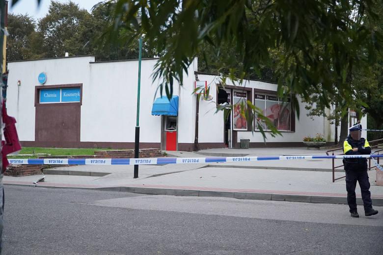 W nocy z niedzieli na poniedziałek w Świdwinie zrabowano zawartość bankomatu. Urządzenie zostało najpewniej wysadzone.Do zdarzenia doszło około godziny