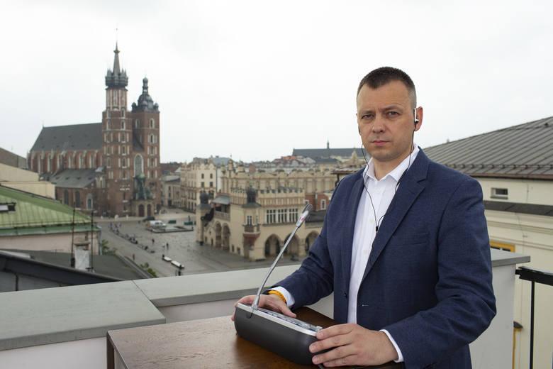 Marcin Behlert: - Jakkolwiek odczuwam niepewność przyszłości branży, to obecna sytuacja jest silnym impulsem do przemian. Obserwuję je z ciekawością