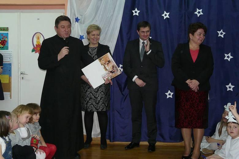 Jasełka w Przedszkolu nr 1 w Skierniewicach