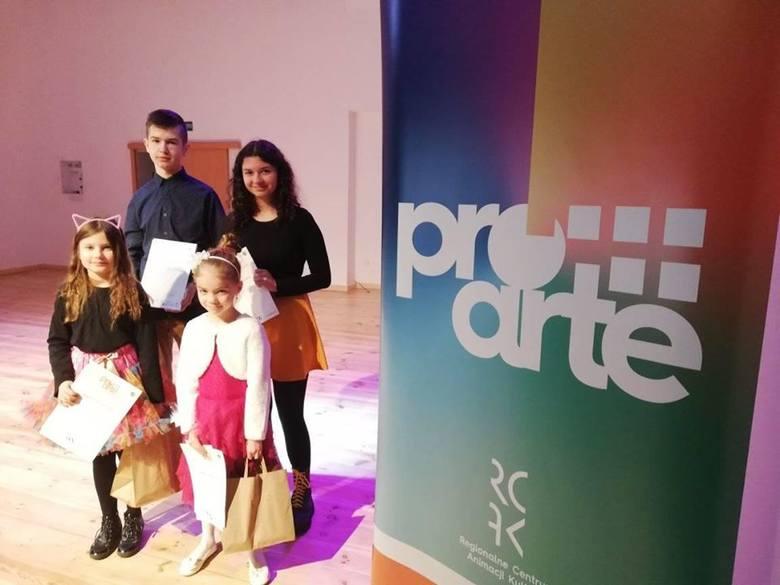 Lubuski Festiwal Piosenki, PRO ARTE 2020 - Nowe Miasteczko, 11 lutego 2020 r.