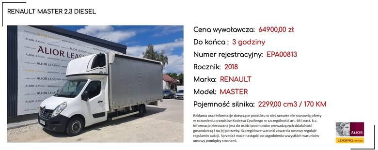 Alior Leasing daje mieszkańcom województwa lubuskiego pełen dostęp do internetowych aukcji poleasingowych pojazdów i urządzeń