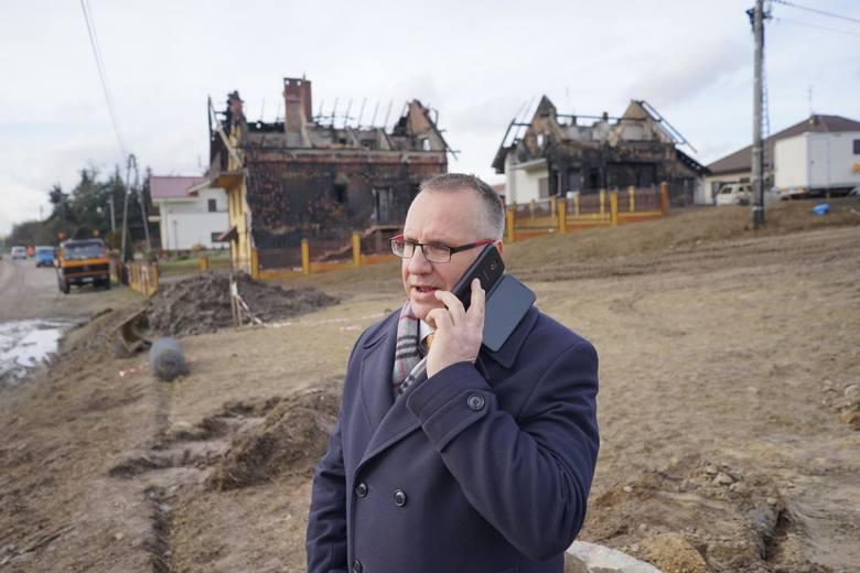 Dariusz Urbański jest burmistrzem Murowanej Gośliny. Prawdopodobnie w kolejnych wyborach będzie się ubiegał o następną kadencję.