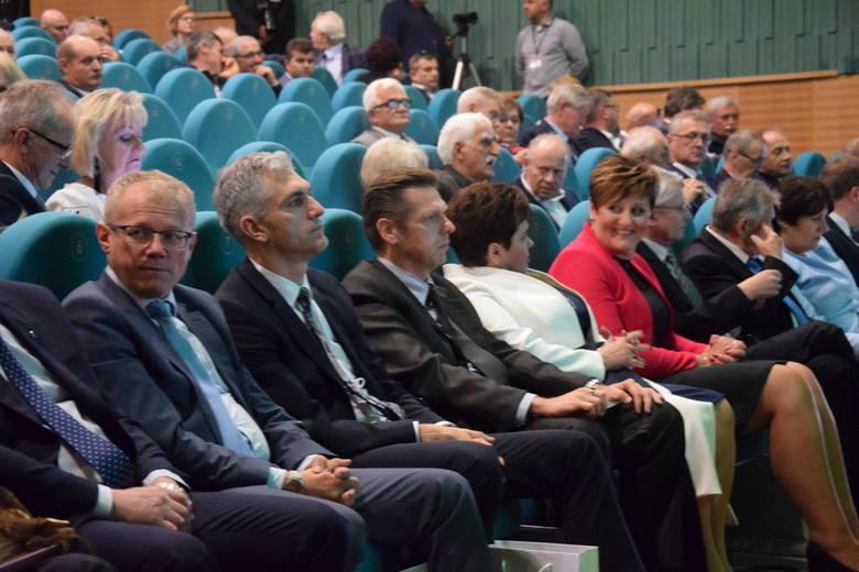 Jubileusz 120-lecia Banku Spółdzielczego w Skierniewicach [ZDJĘCIA, FILM]