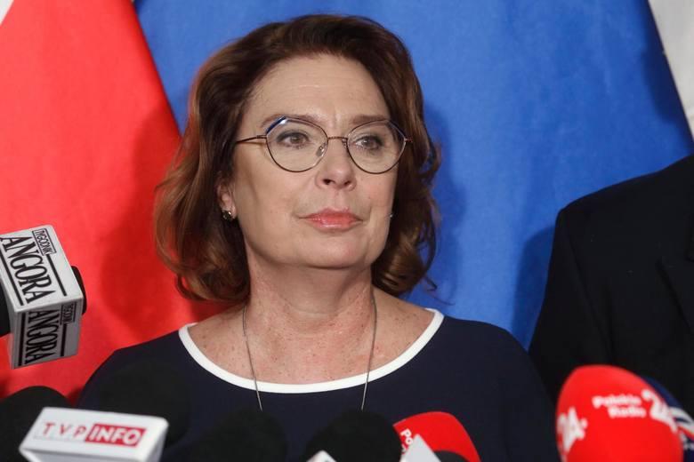 Jako reprezentantka Koalicji Obywatelskiej wystartuje Małgorzata Kidawa-Błońska.<br /> <br /> <strong>Przejdź do następnego zdjęcia -----></strong><br /> <br />