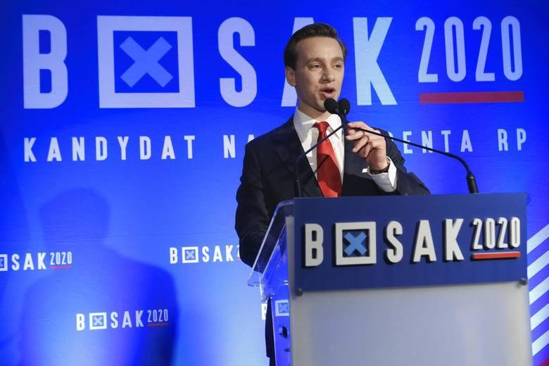 Z ramienia Konfederacji wystartuje Krzysztof Bosak.<br /> <br /> <strong>Przejdź do następnego zdjęcia -----></strong><br /> <br />