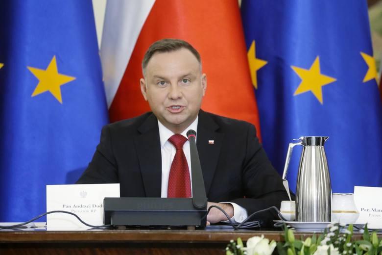 O reelekcję z poparciem PiS będzie się ubiegał urzędujący prezydent Andrzej Duda.<br /> <br /> <strong>Przejdź do następnego zdjęcia -----></strong><br /> <br />