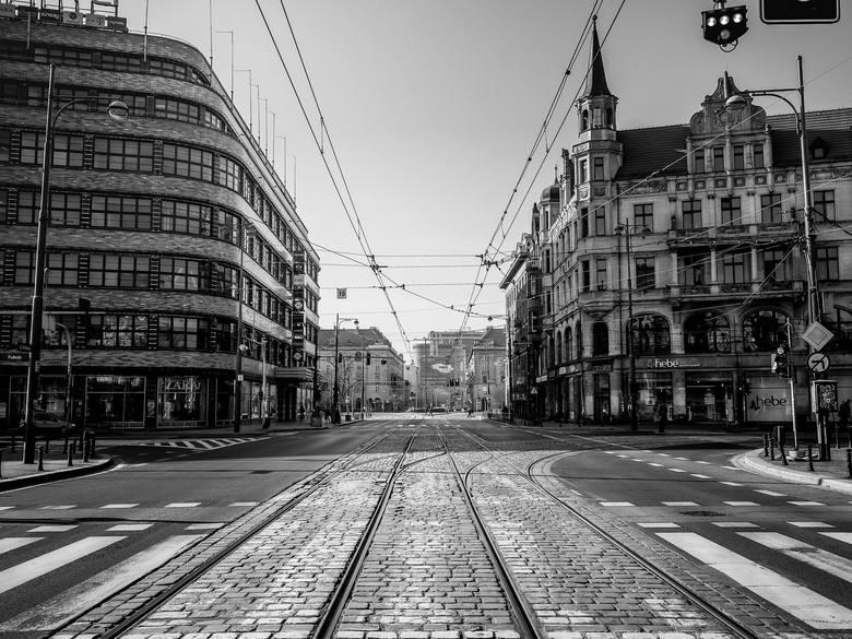 Tak wygląda wymarły Wrocław. Zobacz niesamowite zdjęcia!