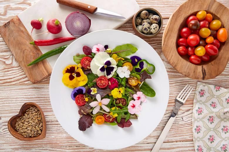 Na wiosnę można zaszaleć! Także na talerzu.