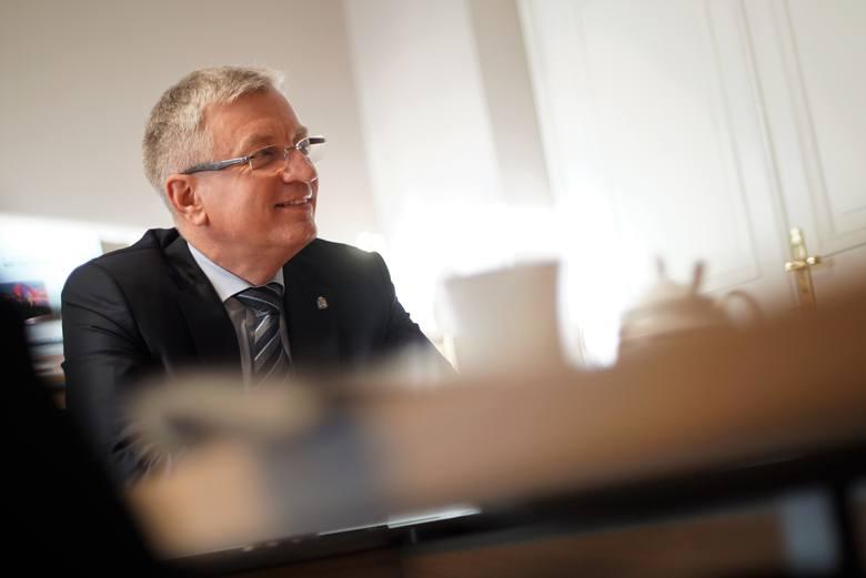 Prezydent Jacek Jaśkowiak o dwóch latach rządów w Poznaniu