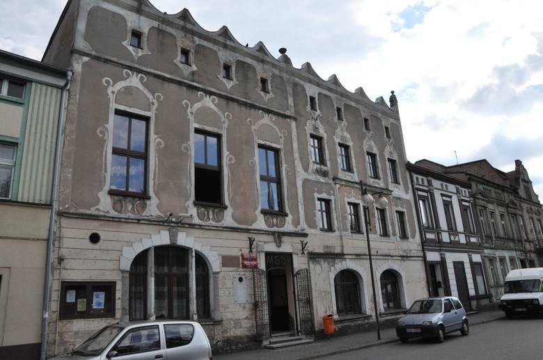 Gorzów Śląski dostał pieniądze z Ministerstwa Kultury i Dziedzictwa Narodowego na renowację zabytkowego budynku na gorzowskim rynku, w którym mieści