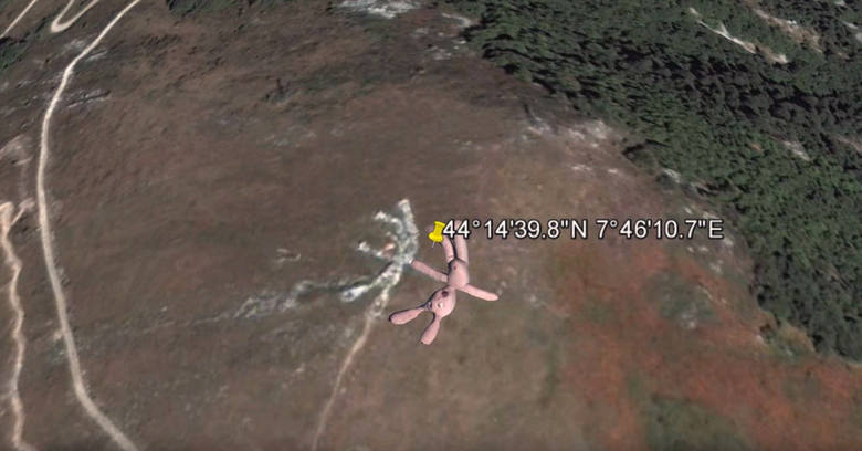 Turystyka online: dziwne rzeczy w Google Maps. Nie do wiary, co można tam znaleźć!