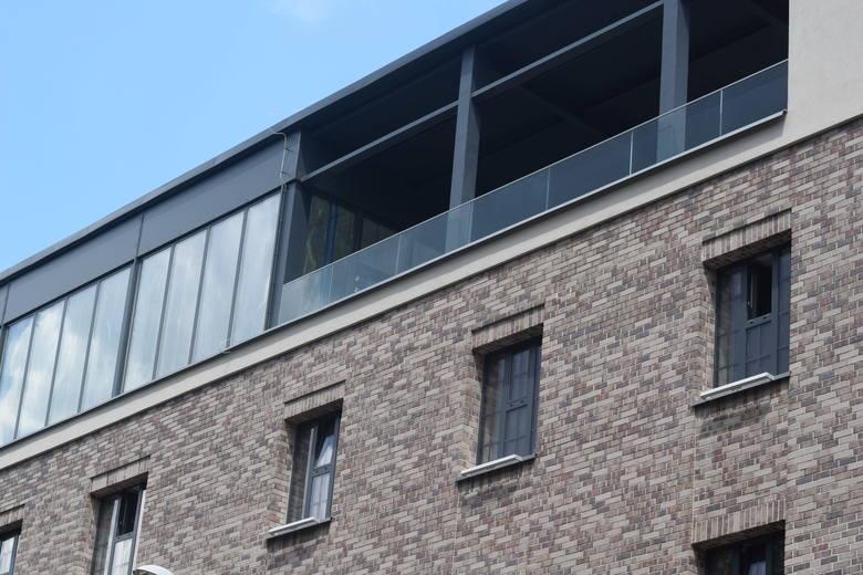 Tak prezentuje się obecnie przyszła siedziba Biblioteki w Żorach