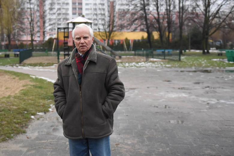 """Kolejnym """"zbuntowanym"""" działaczem SLD jest Miron Perliński, radny osiedlowy z Rataj."""