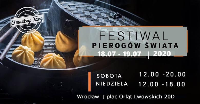 Festiwal Pierogów Świata we Wrocławiu! Już 18 lipca
