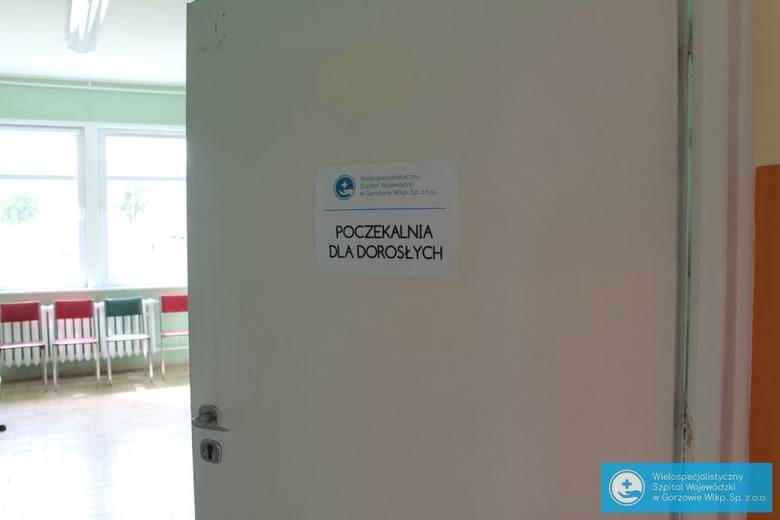 Pacjenci już nie będą mieli pobieranych wymazów w namiocie. Gorzowski szpital przygotował nowe miejsce