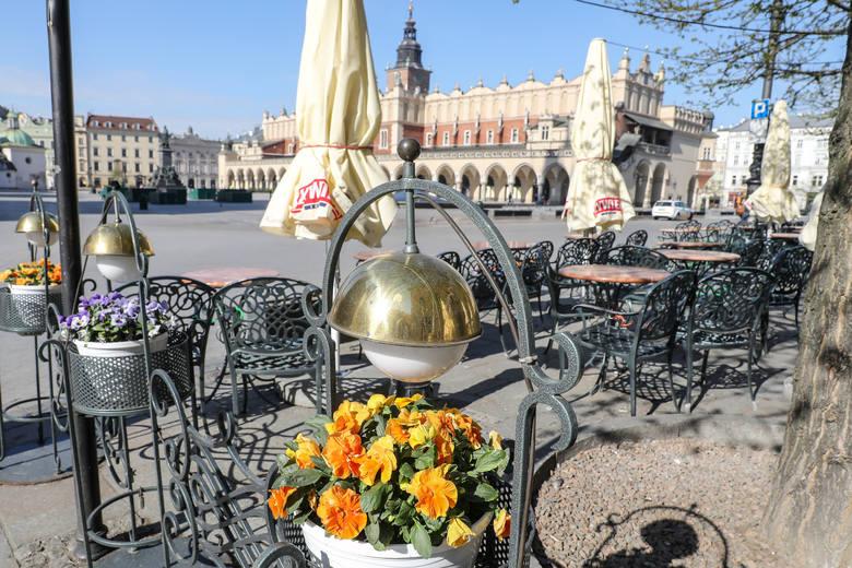 Tak wyglądał dziś Kraków u poranku
