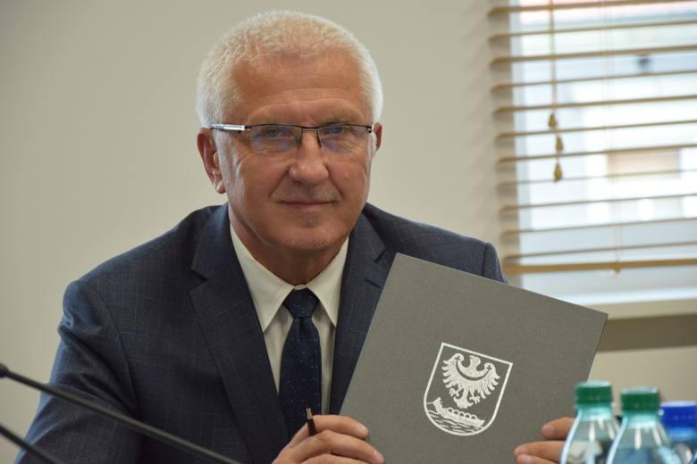 Wadim Tyszkiewicz podkreślił, że przyszłe podatki od budujących się fabryk zapewnią bezpieczeństwo finansowe miastu