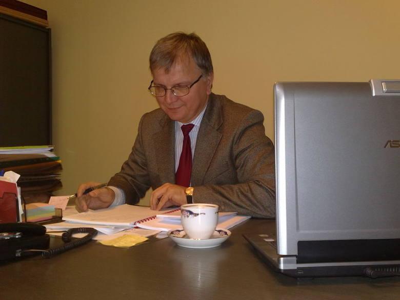 Jarosław Kielar, burmistrz Kluczborka