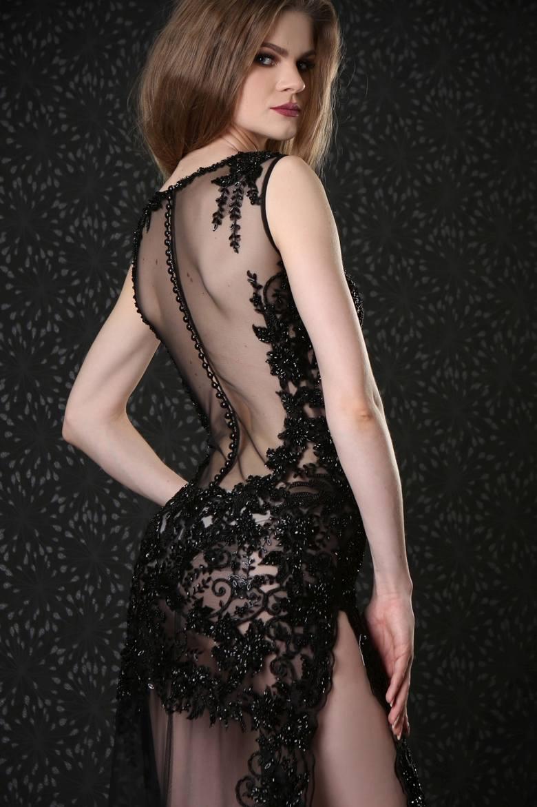 Suknie Elżbiety Dominiak z Kalisza podbijają świat mody