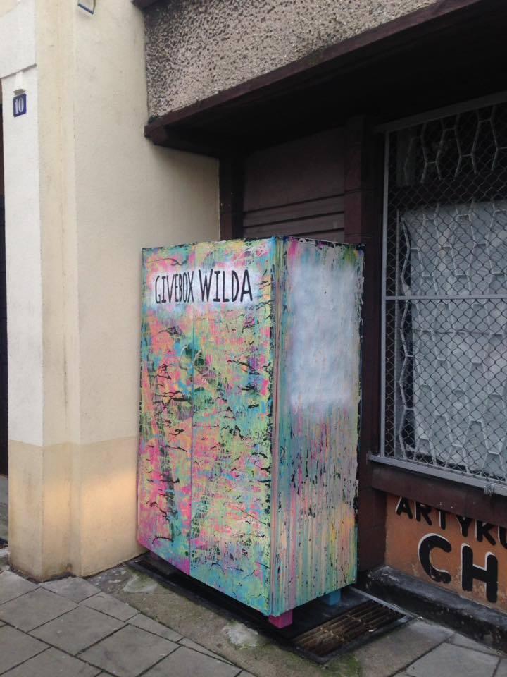 W Poznaniu stanie jeszcze jeden Givebox. Gdzie?