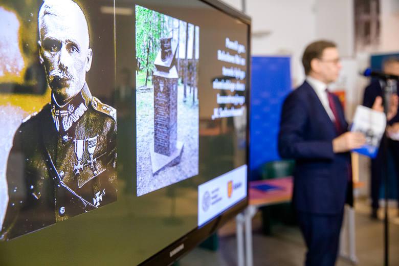 W Niemczech upamiętniono związanego z Kielcami generała Bolesława Roję [ZDJĘCIA]