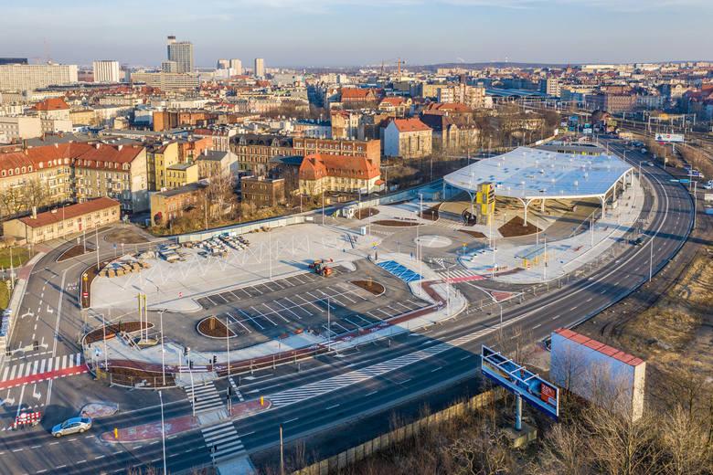 Centrum Przesiadkowe Sądowa to Nowy Międzynarodowy Dworzec Autobusowy w Katowicach