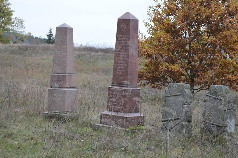 Cmentarz żydowski w Łowiczu. Miejsce, w którym zatrzymał się czas [ZDJĘCIA]