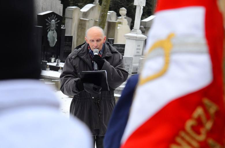Poznań: Upamiętnili wybuch powstania styczniowego i jego ofiary