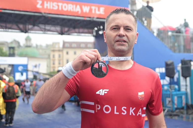 Cracovia Maraton. Medaliści są wśród nas [WYJĄTKOWA GALERIA]