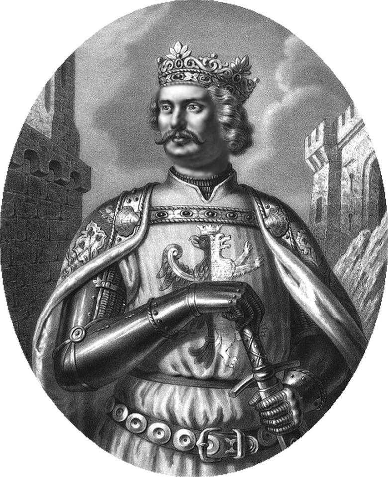 Władysław Łokietek  - król Polski. Gdzie rezydował?