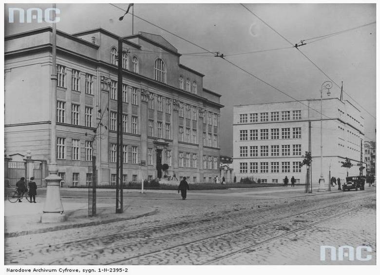 Prywatne Seminarium Nauczycielskie Żeńskie im. Juliusza Słowackiego - 1931 rok<br />