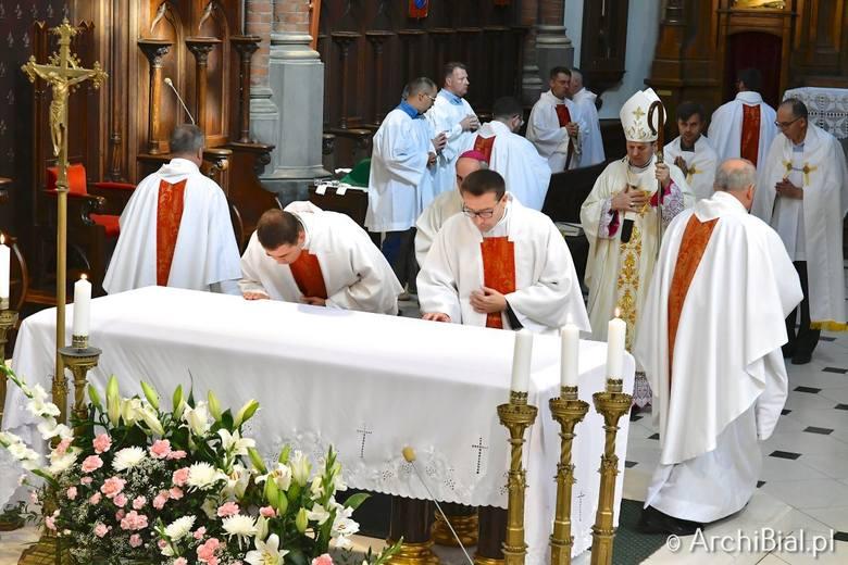 Ponad 350 katechetów duchownych i świeckich z całej archidiecezji uczestniczyło w konferencji dla duszpasterzy i katechetów. Podczas katechezy Ks. Mąkosa