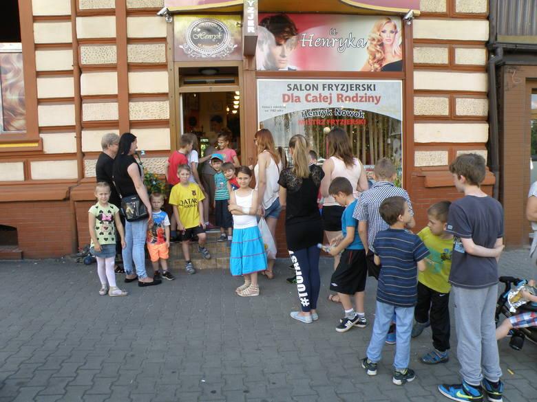 Darmowe strzyżenie dzieci w salonie Hanryka Nowoka