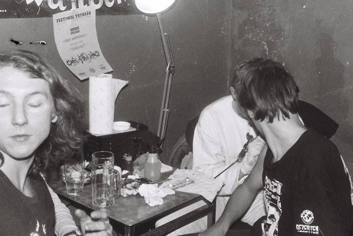 Jedyny taki festiwal tatuażu. Zobacz unikalne zdjęcia z lat 90.