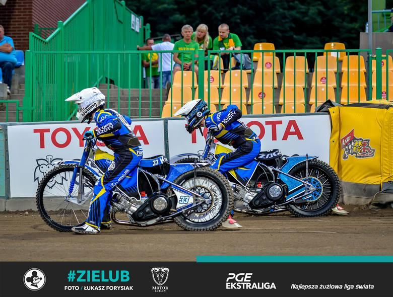 VII kolejka rozgrywek żużlowej ekstraligi. Falubaz Zielona Góra - Motor Lublin 52:38