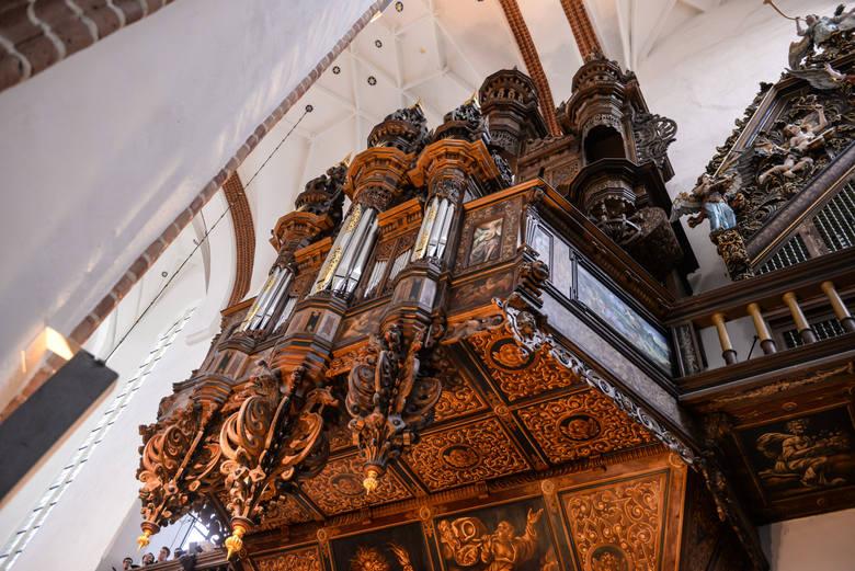 Muzyka dawnych mistrzów w gdańskim kościele św. Trójcy