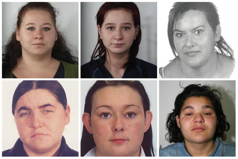 WAŻNE! Oto kobiety poszukiwane przez kujawsko-pomorską policję. Jeżeli rozpoznajesz którąś z nich, poinformuj policję w Twojej okolicy.Zobacz zdjęcie