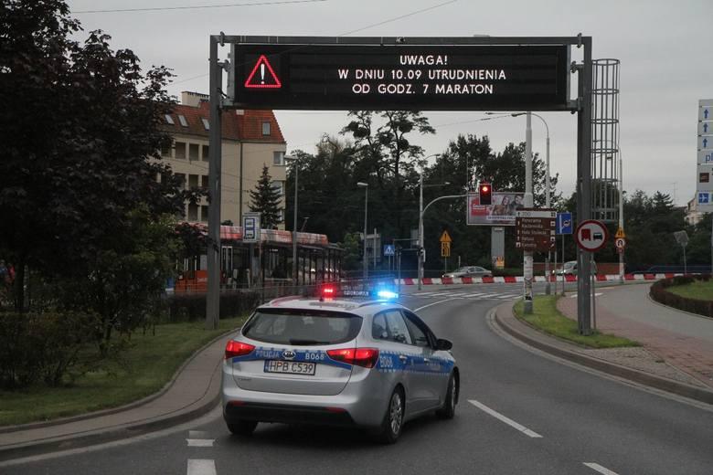 PKO Wrocław Maraton [UTRUDNIENIA W RUCHU, ZMIANY W MPK]