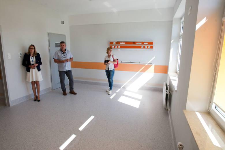 Zaczyna się przeprowadzka oddziału otolaryngologicznego słupskiego szpitala. Tam, gdzie był on dotychczas, na pierwszym piętrze, będzie od nowego roku patologia ciąży.