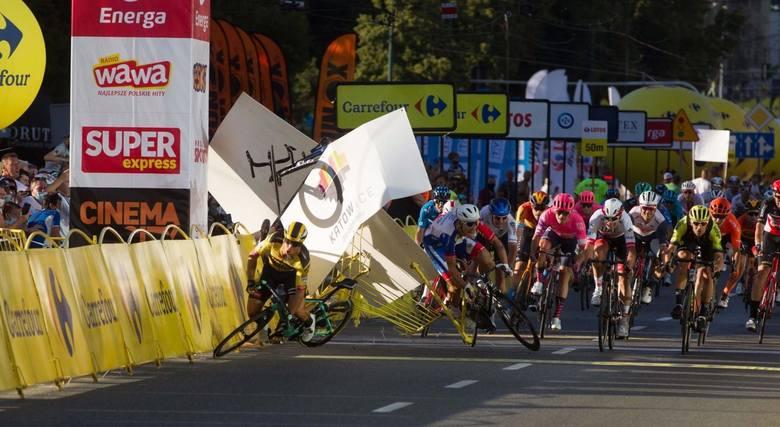 Fabio Jakobsen wraca dzisiaj do domu w Holandii. Kolarz zdrowieje po koszmarnym wypadku na Tour de Pologne