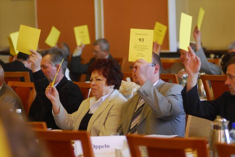 150 delegatów na walne zebranie TSKN podejmie 23 maja wiele istotnych dla Towarzystwa decyzji. O najważniejszym, kto będzie przewodniczącym, zdecyduje