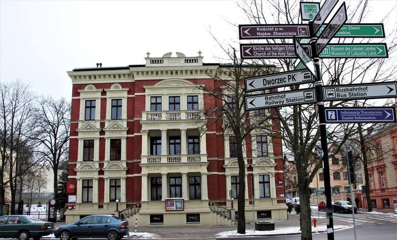 budynek gazeta lubuska