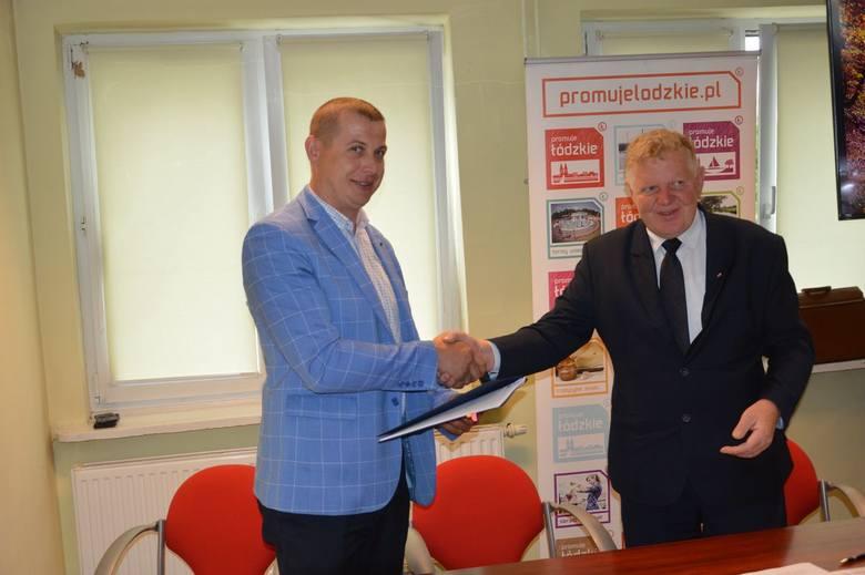 Kolejne pieniądze z urzędu marszałkowskiego dla mieszkańców powiatu skierniewickiego