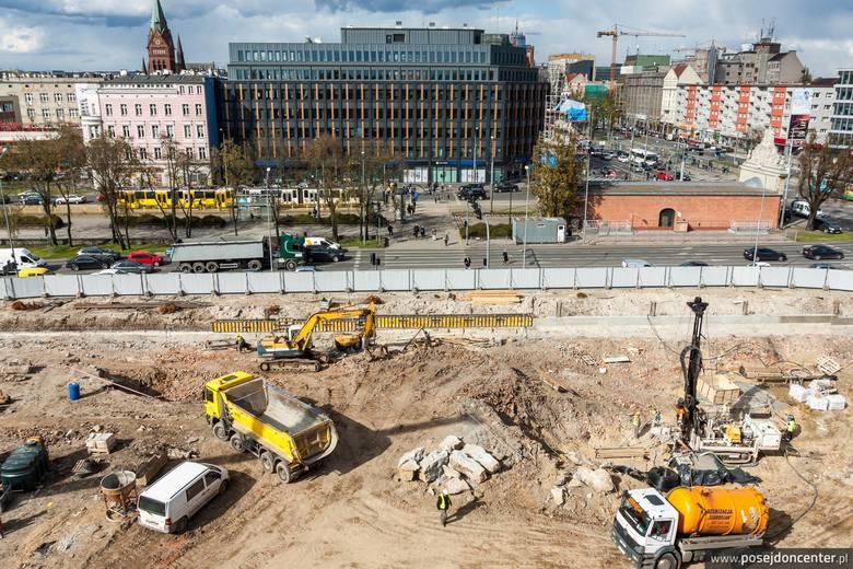 Posejdon będzie nowoczesnym sercem Szczecina [ZDJĘCIA]