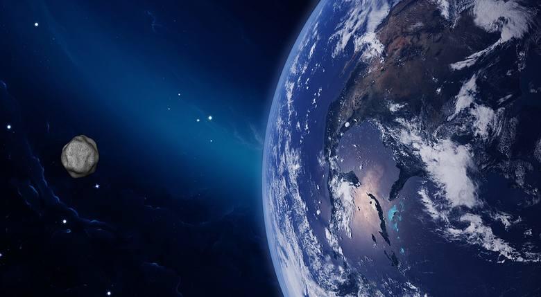 Asteroida 2000 QW7 zmierza w kierunku Ziemi. 14 sierpnia pojawi się niedaleko Ziemi. Czy zagraża nam niebezpieczeństwo? Sprawdź szczegóły!
