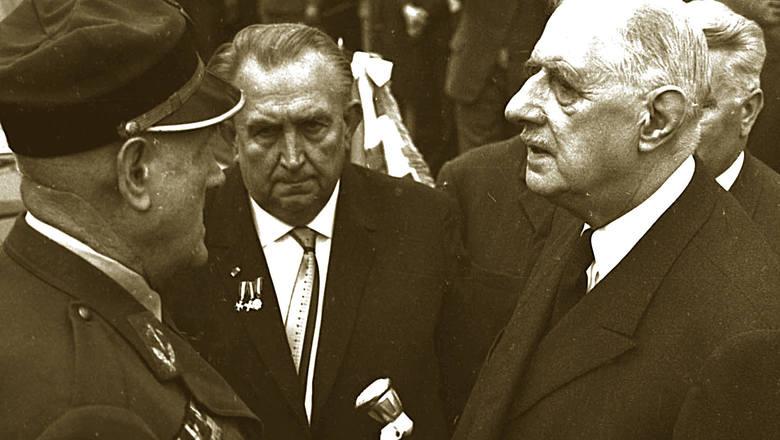 Dekomunizacja patronów może zmieść Edwarda Gierka i Jerzego Ziętka