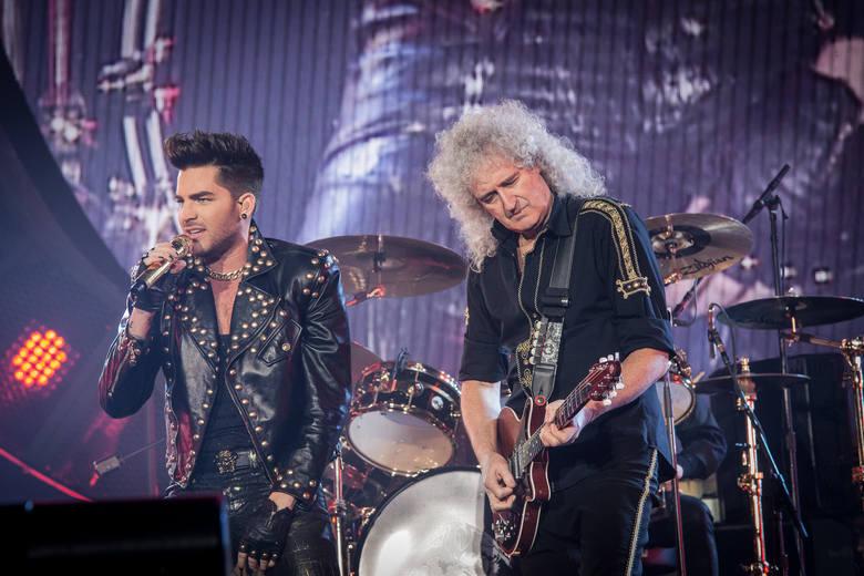 QUEEN i Adam Lambert w TAURON Arenie Kraków [NOWE ZDJĘCIA]