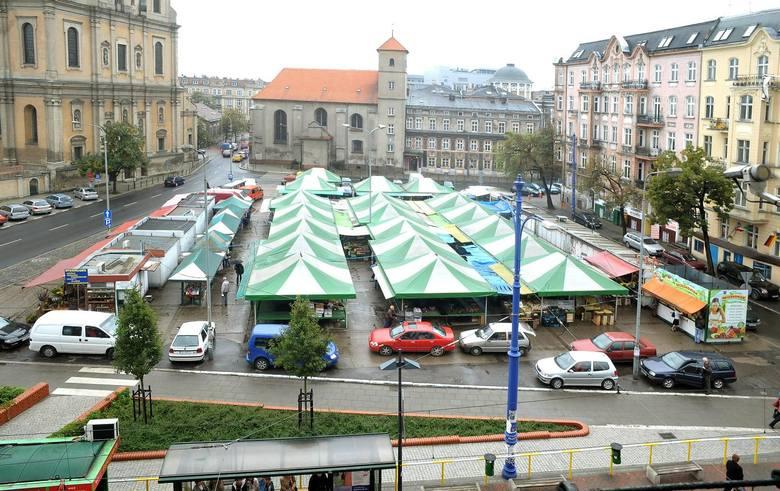 Plac Bernardyński w Poznaniu