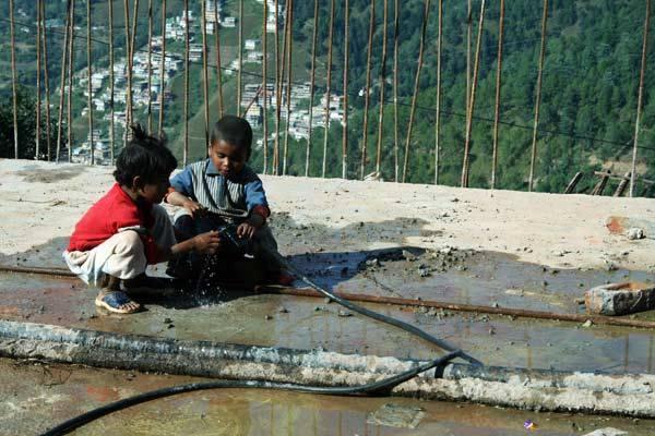 Podróz po Indiach<br /> Shimla, indyjski stan Himachal Pradesh.